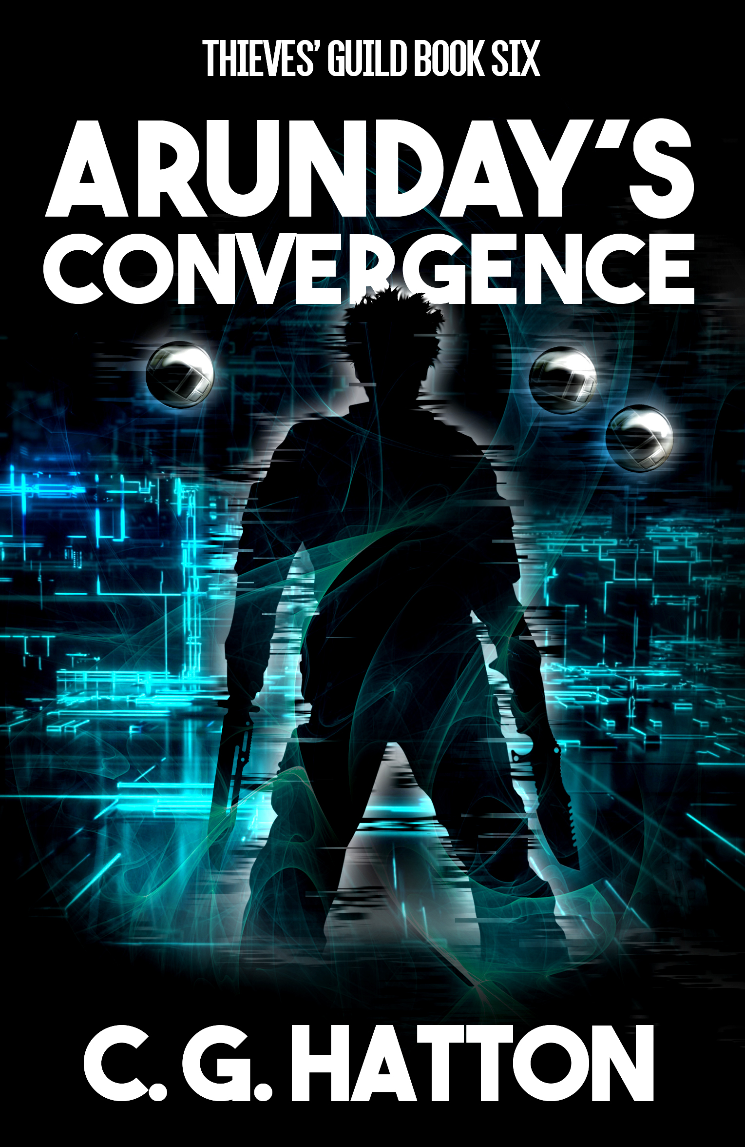 Arunday's Convergence - fast-paced epic sci-fi adventure